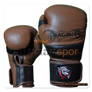 Dragon ANTIQUE Deri Boks Eldiveni