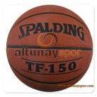 7 No Rubber Basketball Ball Spalding TF150
